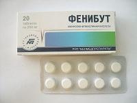 Действие препарата фенибут
