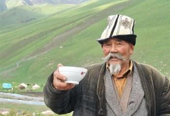 Приезжайте к нам в Казахстан кумыс пить